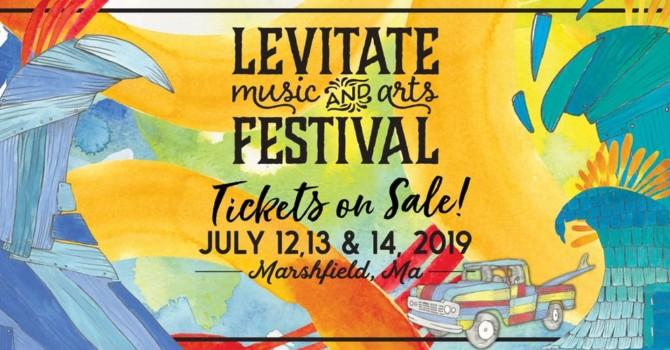 LEVITATE MUSIC FESTIVAL ANNOUNCES ITS 2019 LINEUP