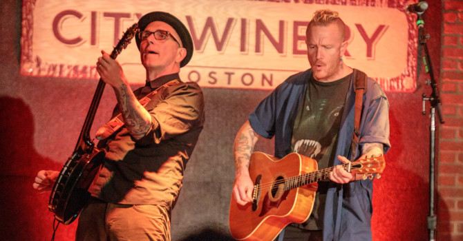 The Songs and Stories Tour at the City Winery – Boston, MA