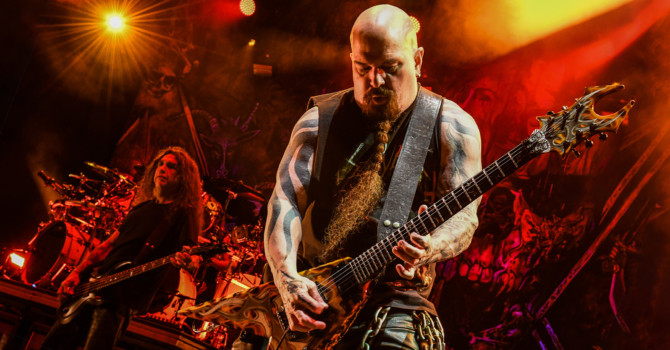 Slayer at the XFinity Center – Mansfield, MA
