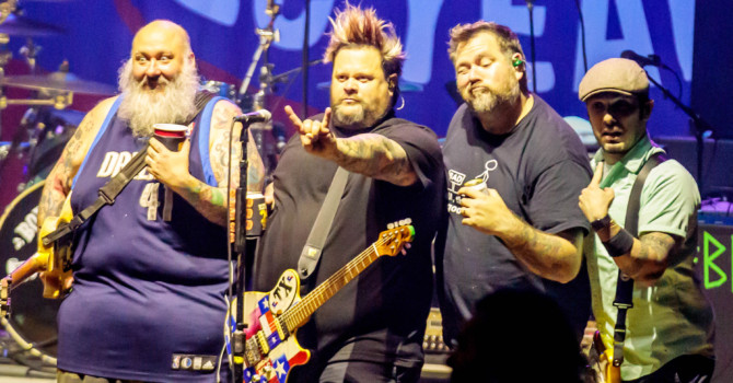 Reel Big Fish and Bowling For Soup at the Palladium – Worcester, MA