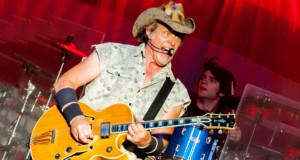 Ted Nugent at the Hampton Beach Casino Ballroom – Hampton, NH