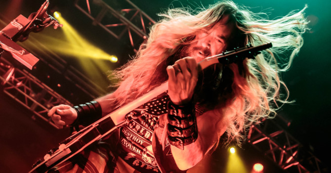 Black Label Society and the Black Dahlia Murder at the House of Blues – Boston, MA