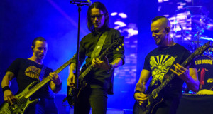 Alter Bridge and Skillet at the Worcester Palladium – Worcester, MA